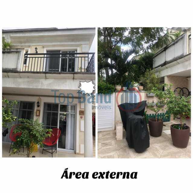 IMG-20210823-WA0004 - Casa em Condomínio à venda Rua Cartunista Millôr Fernandes,Recreio dos Bandeirantes, Rio de Janeiro - R$ 1.150.000 - TICN40117 - 1