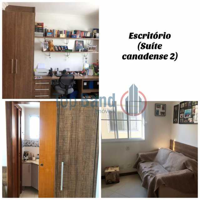 IMG-20210823-WA0005 - Casa em Condomínio à venda Rua Cartunista Millôr Fernandes,Recreio dos Bandeirantes, Rio de Janeiro - R$ 1.150.000 - TICN40117 - 12