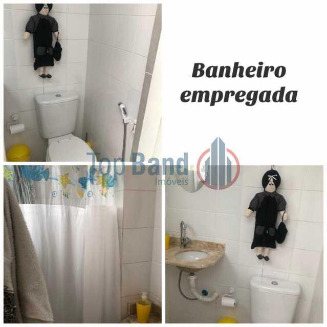 IMG-20210823-WA0010 - Casa em Condomínio à venda Rua Cartunista Millôr Fernandes,Recreio dos Bandeirantes, Rio de Janeiro - R$ 1.150.000 - TICN40117 - 20
