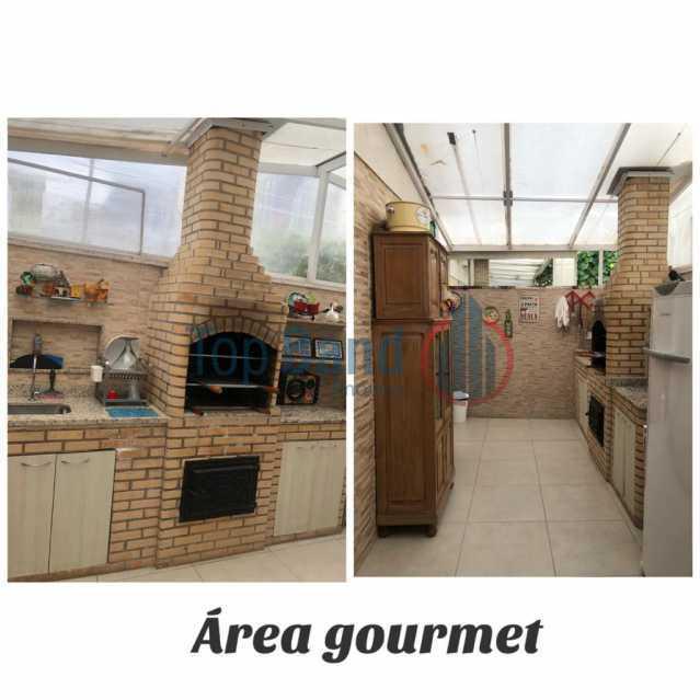 IMG-20210823-WA0015 - Casa em Condomínio à venda Rua Cartunista Millôr Fernandes,Recreio dos Bandeirantes, Rio de Janeiro - R$ 1.150.000 - TICN40117 - 17