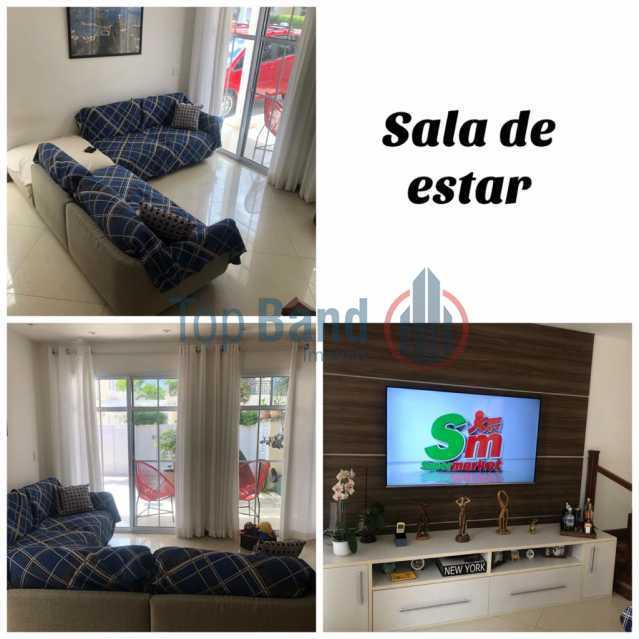IMG-20210823-WA0016 - Casa em Condomínio à venda Rua Cartunista Millôr Fernandes,Recreio dos Bandeirantes, Rio de Janeiro - R$ 1.150.000 - TICN40117 - 5