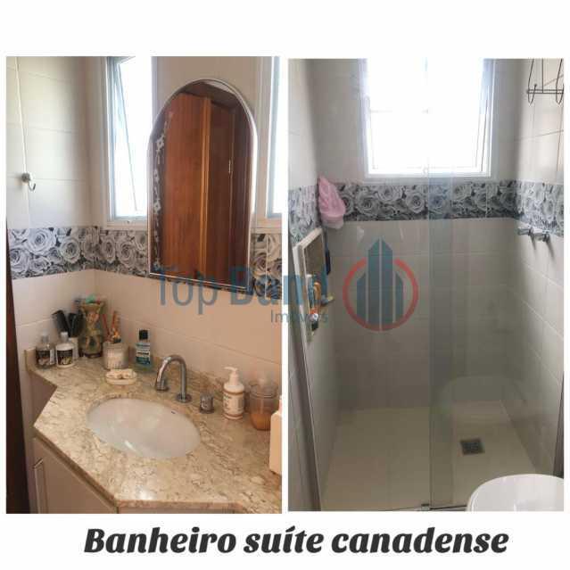 IMG-20210823-WA0021 - Casa em Condomínio à venda Rua Cartunista Millôr Fernandes,Recreio dos Bandeirantes, Rio de Janeiro - R$ 1.150.000 - TICN40117 - 14
