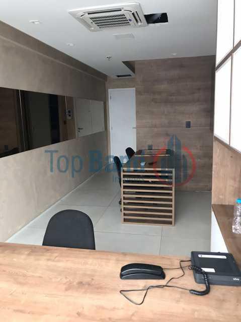 WhatsApp Image 2021-10-11 at 1 - Sala Comercial 29m² para alugar Avenida das Américas,Recreio dos Bandeirantes, Rio de Janeiro - R$ 1.300 - TISL00141 - 10