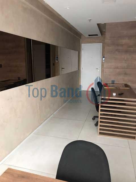 WhatsApp Image 2021-10-11 at 1 - Sala Comercial 29m² para alugar Avenida das Américas,Recreio dos Bandeirantes, Rio de Janeiro - R$ 1.300 - TISL00141 - 11