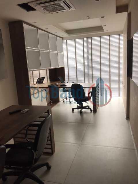 WhatsApp Image 2021-10-11 at 1 - Sala Comercial 29m² para alugar Avenida das Américas,Recreio dos Bandeirantes, Rio de Janeiro - R$ 1.300 - TISL00141 - 15