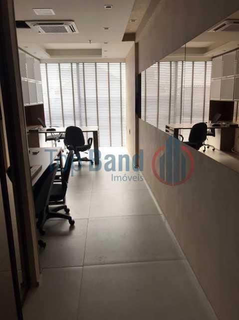 WhatsApp Image 2021-10-11 at 1 - Sala Comercial 29m² para alugar Avenida das Américas,Recreio dos Bandeirantes, Rio de Janeiro - R$ 1.300 - TISL00141 - 18