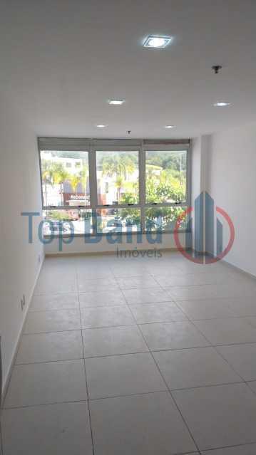 a020baa8-5a79-41d4-817e-e7bc21 - Sala Comercial 23m² para venda e aluguel Estrada dos Bandeirantes,Curicica, Rio de Janeiro - R$ 130.000 - TISL00144 - 3