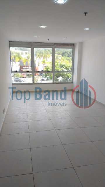 b2dd2c22-1e1b-4bad-ab8d-56c380 - Sala Comercial 23m² para venda e aluguel Estrada dos Bandeirantes,Curicica, Rio de Janeiro - R$ 130.000 - TISL00144 - 1