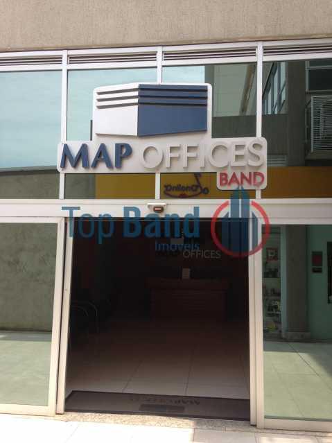 11684_G1532021092 - Sala Comercial 23m² para venda e aluguel Estrada dos Bandeirantes,Curicica, Rio de Janeiro - R$ 130.000 - TISL00144 - 11
