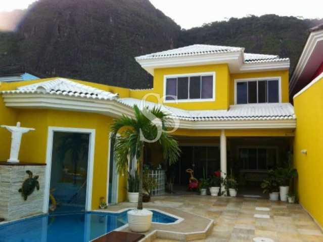 659687 - Casa em Condomínio à venda Rua Célio Fernandes dos Santos Silva,Vargem Pequena, Rio de Janeiro - R$ 900.000 - TICN30074 - 1