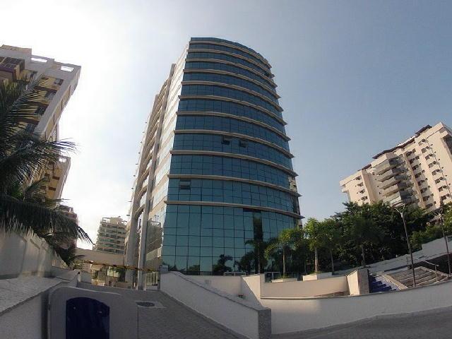 FOTO1 - Sala Comercial Avenida Embaixador Abelardo Bueno,Barra da Tijuca,Rio de Janeiro,RJ À Venda - BS00080 - 1