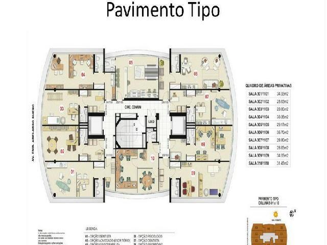 FOTO6 - Sala Comercial Avenida Embaixador Abelardo Bueno,Barra da Tijuca,Rio de Janeiro,RJ À Venda - BS00080 - 10