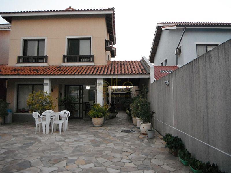 FOTO2 - Casa À Venda no Condomínio Nova Barra Residências - Recreio dos Bandeirantes - Rio de Janeiro - RJ - 70041 - 3