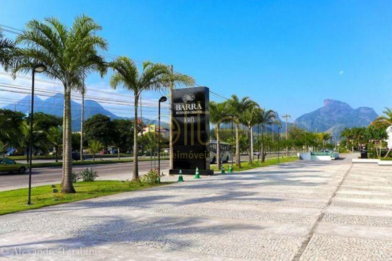 FOTO1 - Sala Comercial Para Venda ou Aluguel no Condomínio Barra Bussiness Center - Barra da Tijuca - Rio de Janeiro - RJ - 90023 - 1