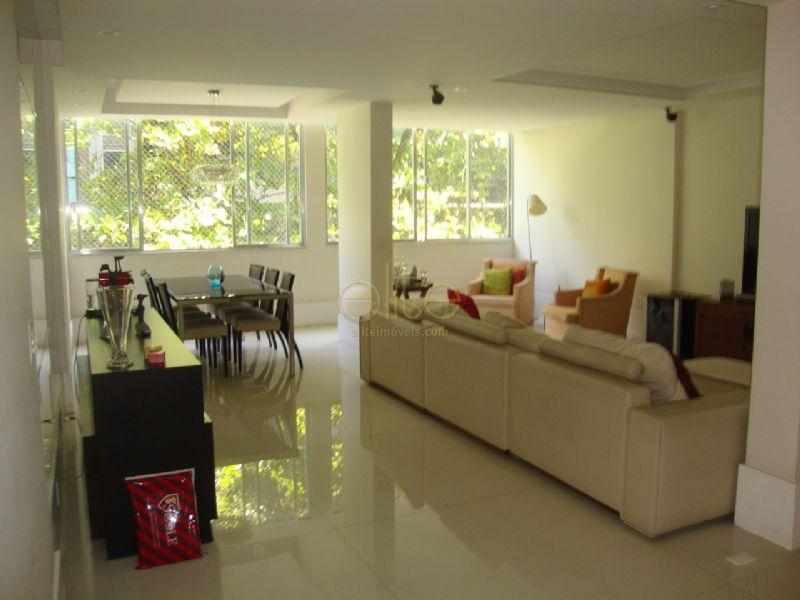 FOTO1 - Apartamento À Venda - Leblon - Rio de Janeiro - RJ - AP0005 - 1