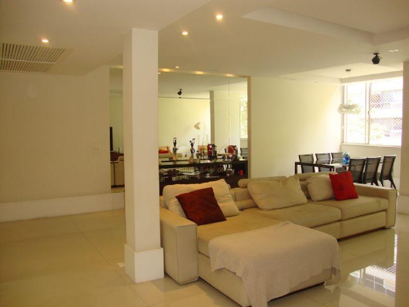 FOTO3 - Apartamento À Venda - Leblon - Rio de Janeiro - RJ - AP0005 - 4