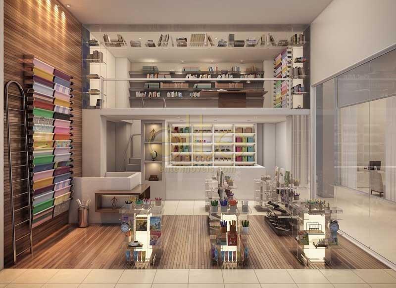 FOTO9 - Sala Comercial Condomínio Américas Avenue, Barra da Tijuca, Barra da Tijuca,Rio de Janeiro, RJ À Venda, 45m² - 90028 - 9