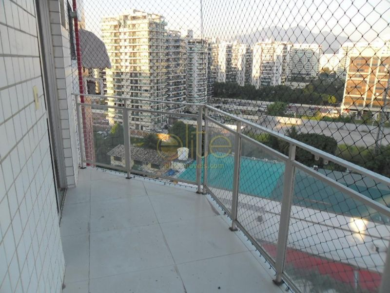 FOTO3 - Apartamento À Venda no Condomínio Jóia da Barra - Barra da Tijuca - Rio de Janeiro - RJ - 30071 - 4