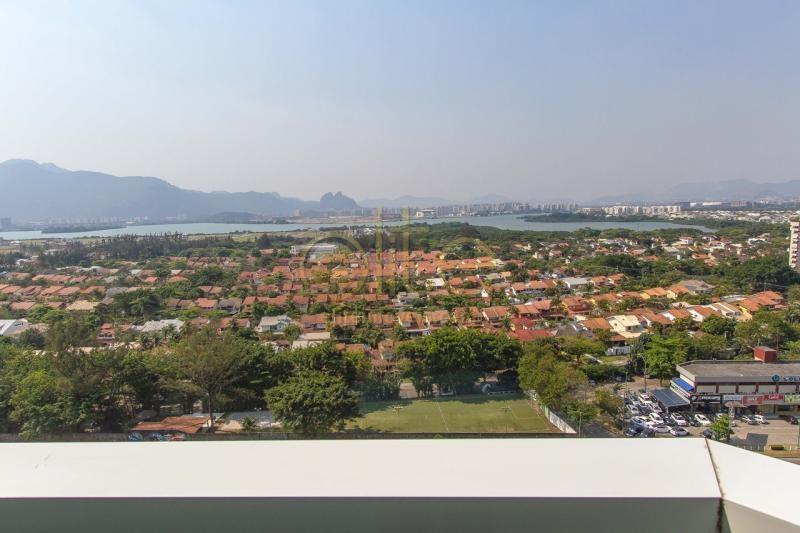 FOTO12 - Cobertura À Venda no Condomínio Americas Park - Barra da Tijuca - Rio de Janeiro - RJ - CO0013 - 13