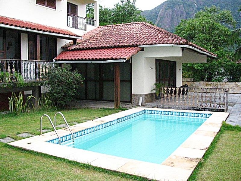 FOTO1 - Casa em Condomínio 4 quartos à venda Itanhangá, Rio de Janeiro - R$ 3.500.000 - 70030 - 4