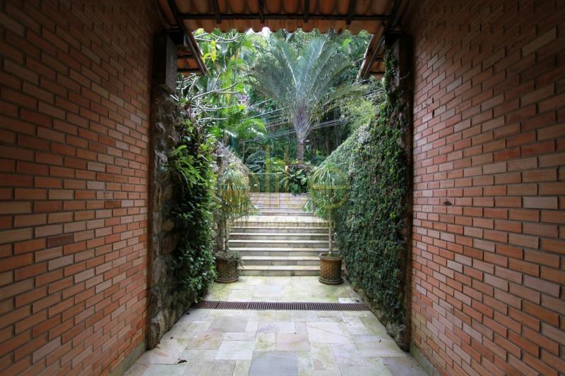 FOTO16 - Casa em Condomínio Iposeira, Rua Iposeira,São Conrado, Rio de Janeiro, RJ Para Alugar, 7 Quartos, 1150m² - 71378 - 17