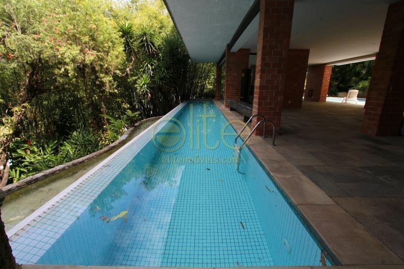 FOTO2 - Casa Para Alugar no Condomínio Iposeira - São Conrado - Rio de Janeiro - RJ - 71378 - 3