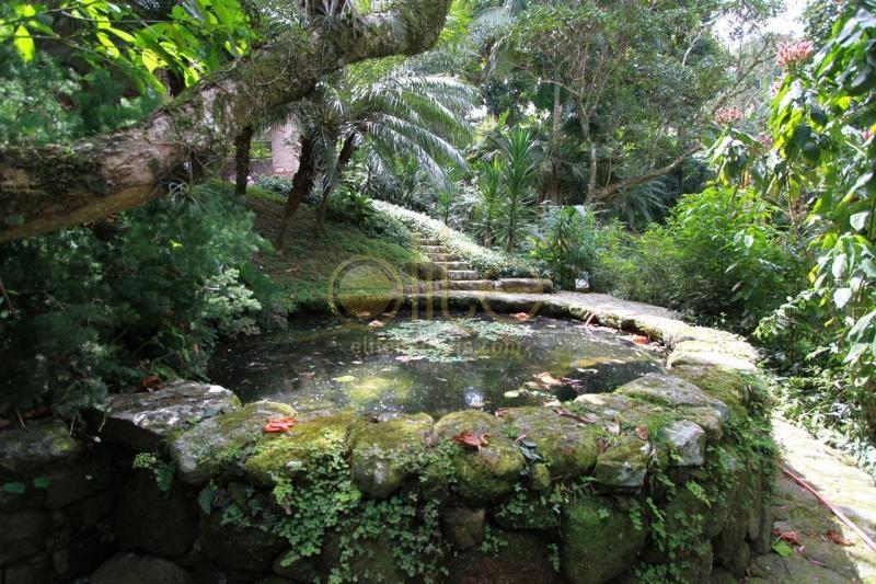 FOTO4 - Casa em Condomínio Iposeira, Rua Iposeira,São Conrado, Rio de Janeiro, RJ Para Alugar, 7 Quartos, 1150m² - 71378 - 5