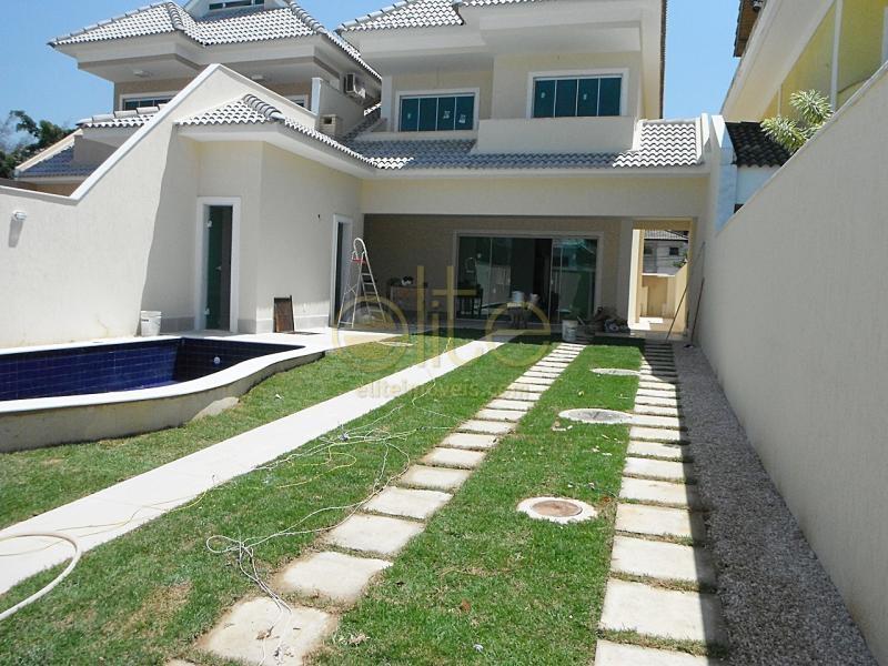 FOTO1 - Casa À Venda no Condomínio Mare Rosso - Recreio dos Bandeirantes - Rio de Janeiro - RJ - 71382 - 1