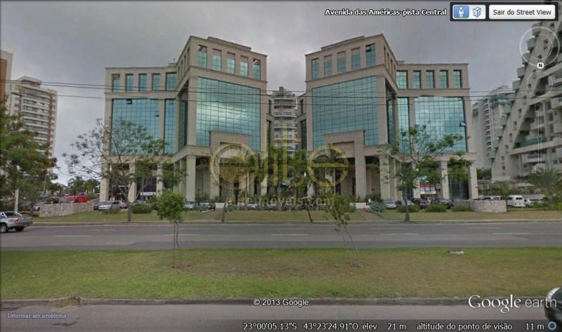 FOTO1 - Sala Comercial Condomínio Americas Park, Rua Avenida das americas,Barra da Tijuca, Rio de Janeiro, RJ À Venda, 426m² - LO0003 - 1