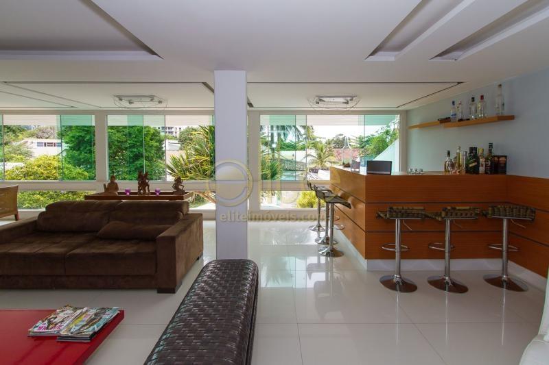 FOTO2 - Casa Para Venda ou Aluguel no Condomínio Amaba - Barra da Tijuca - Rio de Janeiro - RJ - 71392 - 9