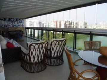 FOTO8 - Apartamento À Venda no Condomínio Península - Royal Green - Barra da Tijuca - Rio de Janeiro - RJ - 40147 - 1