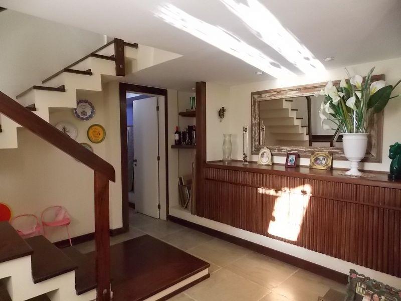 CASA A VENDA NA JOATINGA - Casa em Condomínio Joatinga, Rua Professor Júlio Lohman,Joá, Rio de Janeiro, RJ À Venda, 4 Quartos, 500m² - 70035 - 13