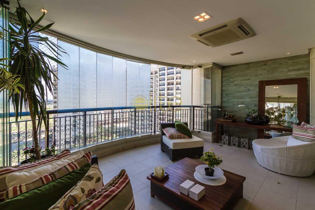 APARTAMENTO A VENDA RISERVA UN - Apartamento À Venda no Condomínio Riserva Uno - Barra da Tijuca - Rio de Janeiro - RJ - 40113 - 7