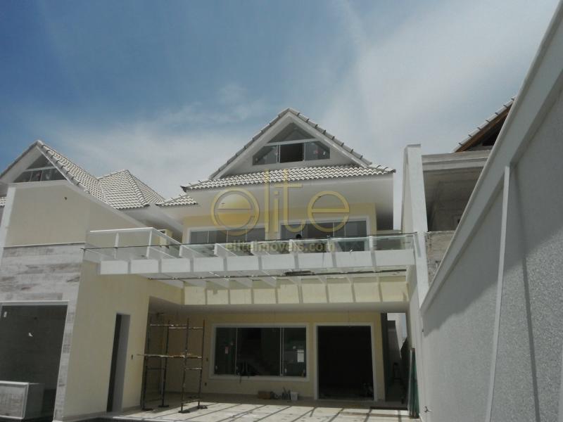 FOTO1 - Casa em Condomínio Blue Houses, Barra da Tijuca, Barra da Tijuca,Rio de Janeiro, RJ À Venda, 4 Quartos, 295m² - CA0030 - 1