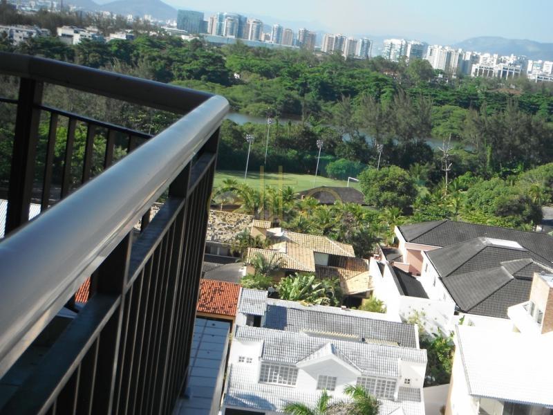 FOTO14 - Apartamento Condomínio Golden Coast, Barra da Tijuca, Barra da Tijuca,Rio de Janeiro, RJ À Venda, 1 Quarto, 55m² - AP0045 - 15