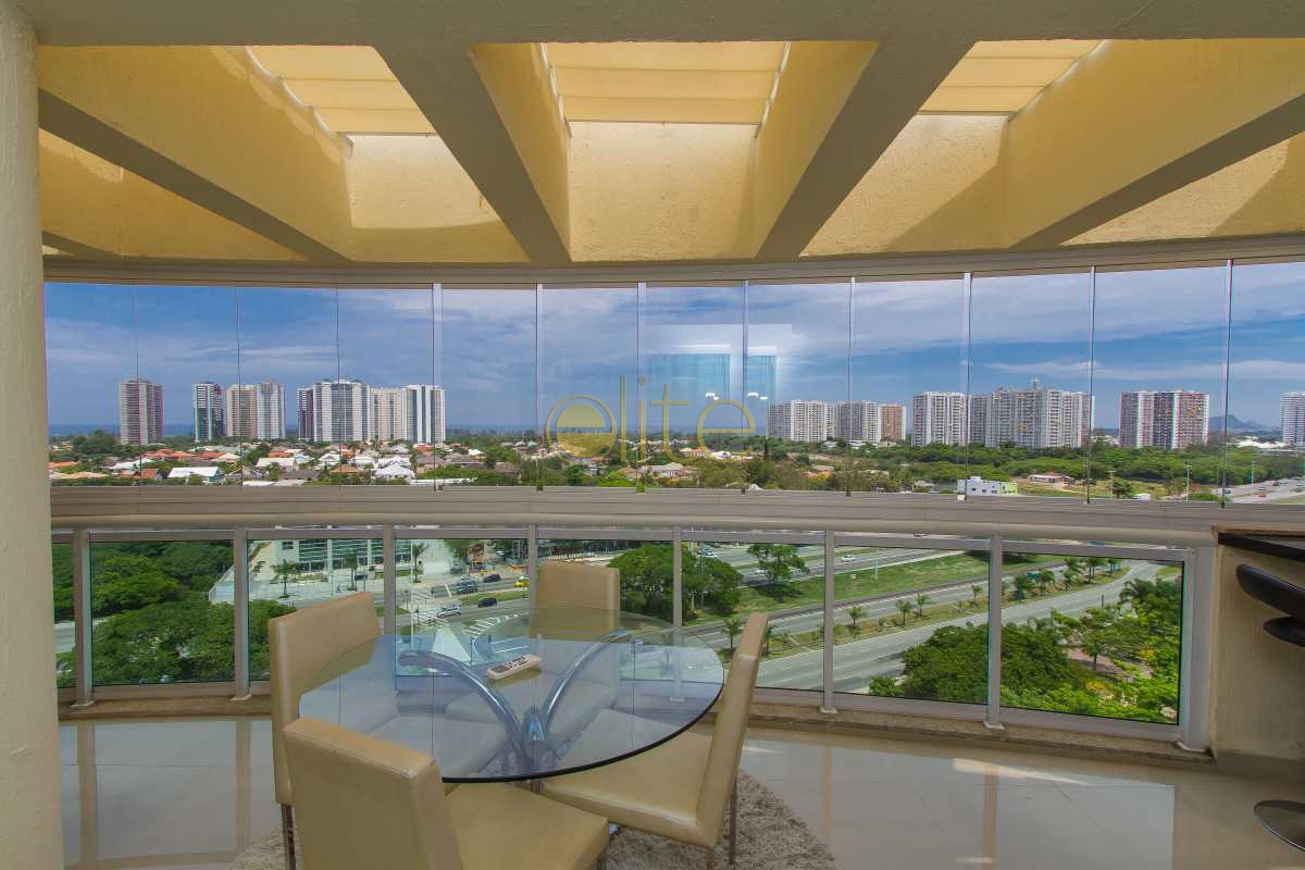 COB A VENDA BARRA COND.BLUE - cobertura para Venda Barra da Tijuca Condominio Blue - CO0023 - 5