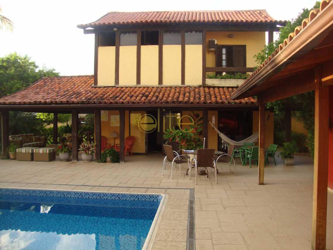 Rio Mar  Xlll 05 - Casa em Condomínio Rio Mar, Barra da Tijuca, Barra da Tijuca,Rio de Janeiro, RJ À Venda, 4 Quartos, 347m² - EBCN40001 - 1