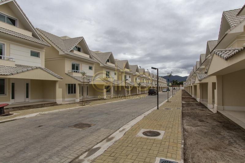 FOTO1 - Casa em Condomínio Sunrise Garden, Rua Projetada Quatro,Recreio dos Bandeirantes, Rio de Janeiro, RJ À Venda, 4 Quartos, 160m² - CA0161 - 1