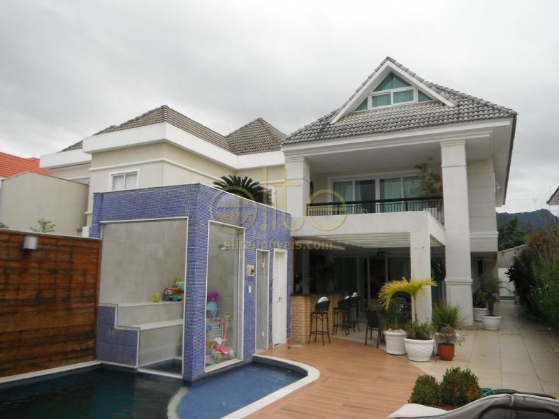 FOTO1 - Casa em Condomínio Blue Houses, Barra da Tijuca, Barra da Tijuca,Rio de Janeiro, RJ À Venda, 5 Quartos, 380m² - 71493 - 1