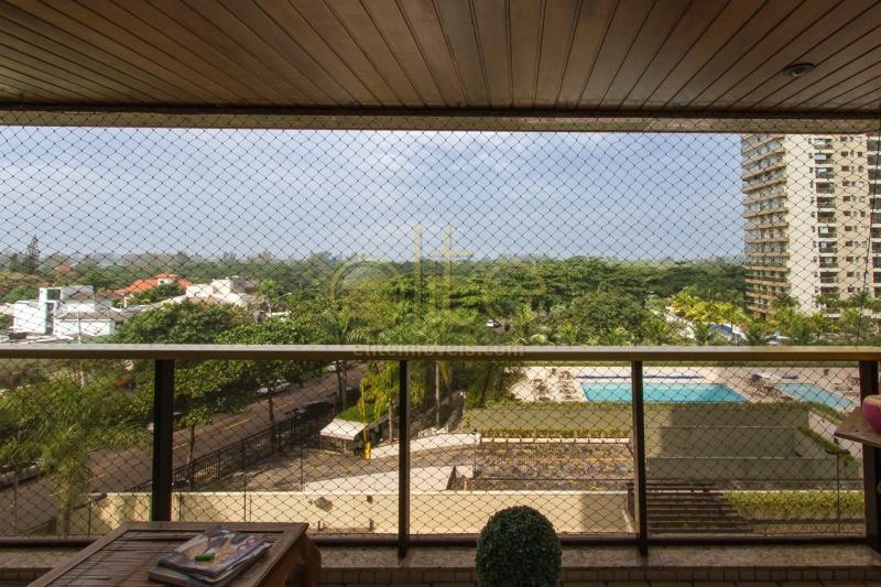 FOTO8 - Apartamento À Venda no Condomínio Pedra de Itaúna - Barra da Tijuca - Rio de Janeiro - RJ - AP0102 - 9