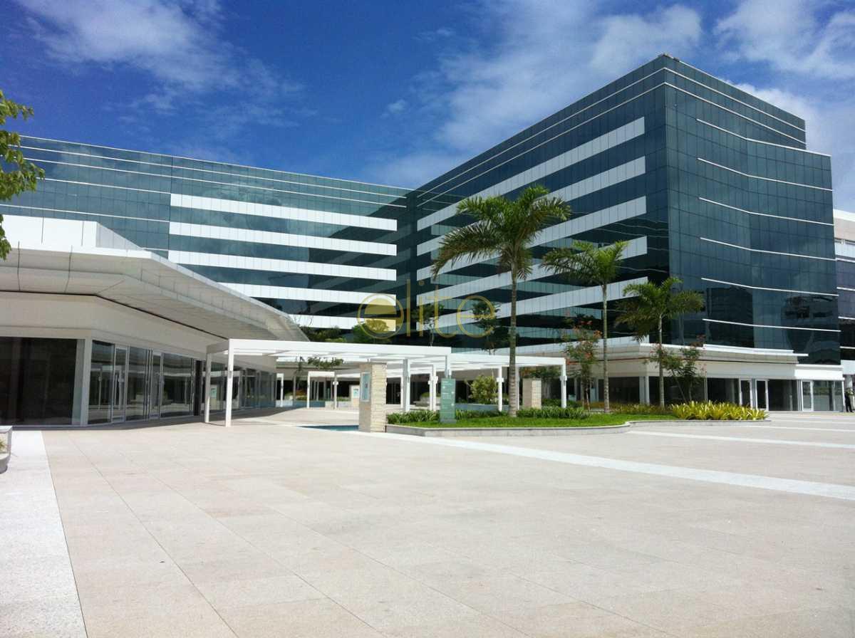 IMG_0615 - Sala Comercial Condomínio Dimension, Barra da Tijuca, Rio de Janeiro, RJ Para Alugar, 35m² - 90047 - 1