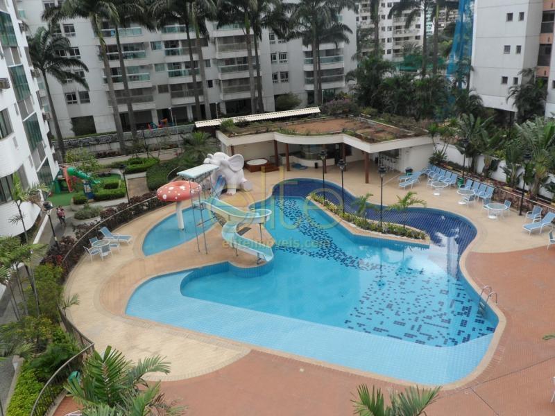 FOTO9 - Apartamento À Venda no Condomínio Rio 2 - Barra da Tijuca - Rio de Janeiro - RJ - 40184 - 10