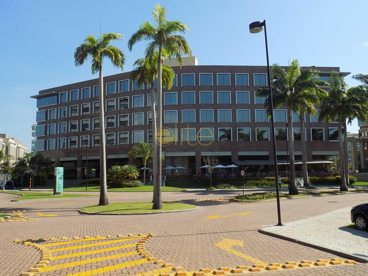 1 fachada f.1 - Sala Comercial Condomínio Centro Empresarial Mario Henrique Simonsen, Barra da Tijuca, Rio de Janeiro, RJ Para Alugar, 97m² - 90049 - 1