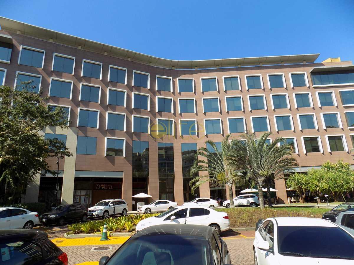 2 fachada f.2 - Sala Comercial Condomínio Centro Empresarial Mario Henrique Simonsen, Barra da Tijuca, Rio de Janeiro, RJ Para Alugar, 97m² - 90049 - 4