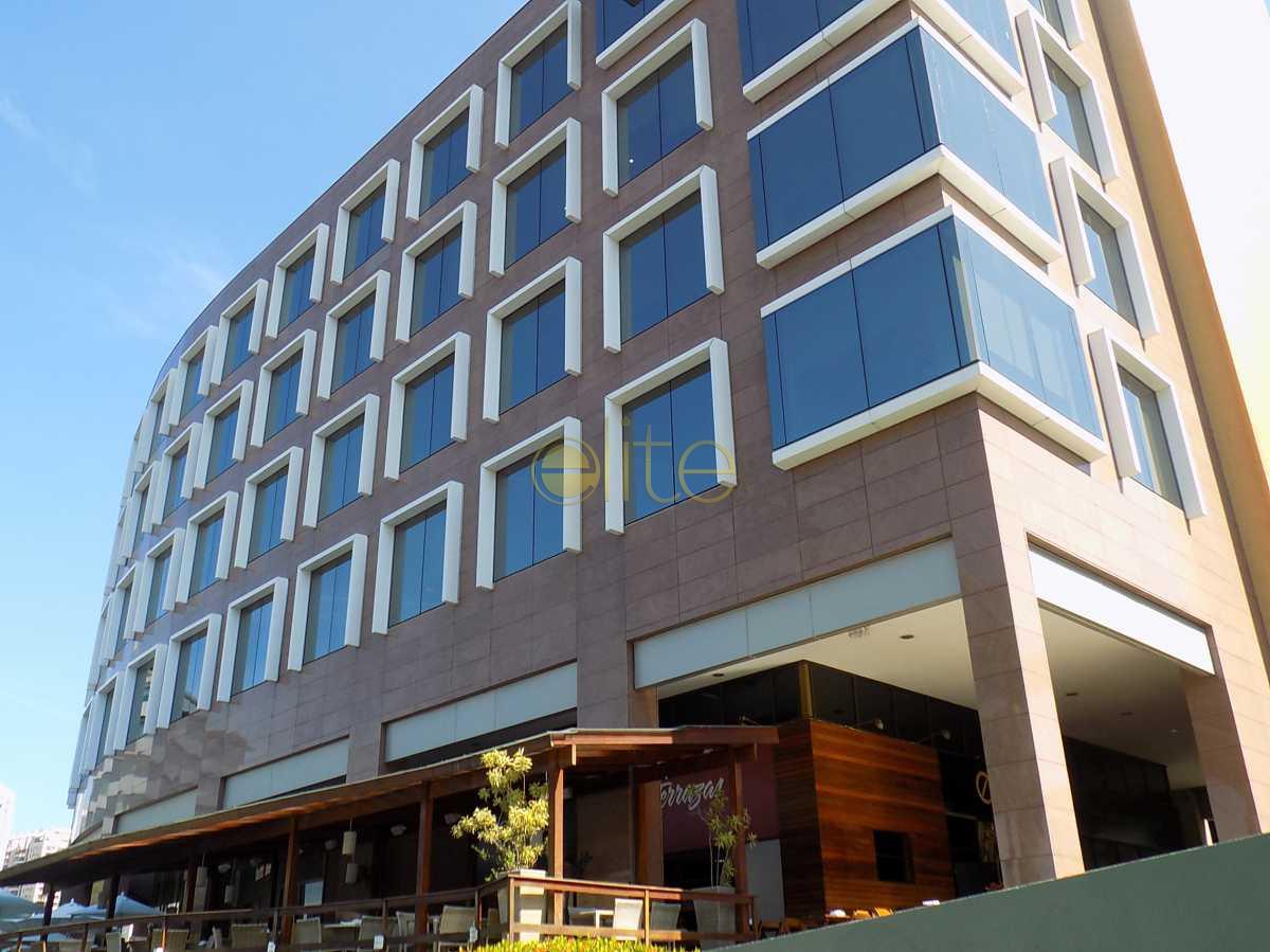 3 fachada f.3 - Sala Comercial Condomínio Centro Empresarial Mario Henrique Simonsen, Barra da Tijuca, Rio de Janeiro, RJ Para Alugar, 97m² - 90049 - 3