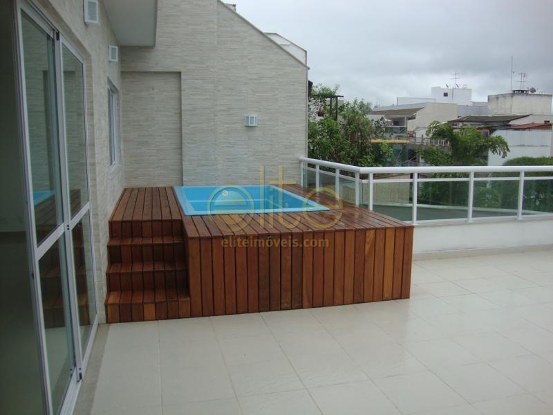 FOTO1 - Cobertura Condomínio Residencial Colonese, Recreio dos Bandeirantes, Rio de Janeiro, RJ À Venda, 3 Quartos, 210m² - 60169 - 1