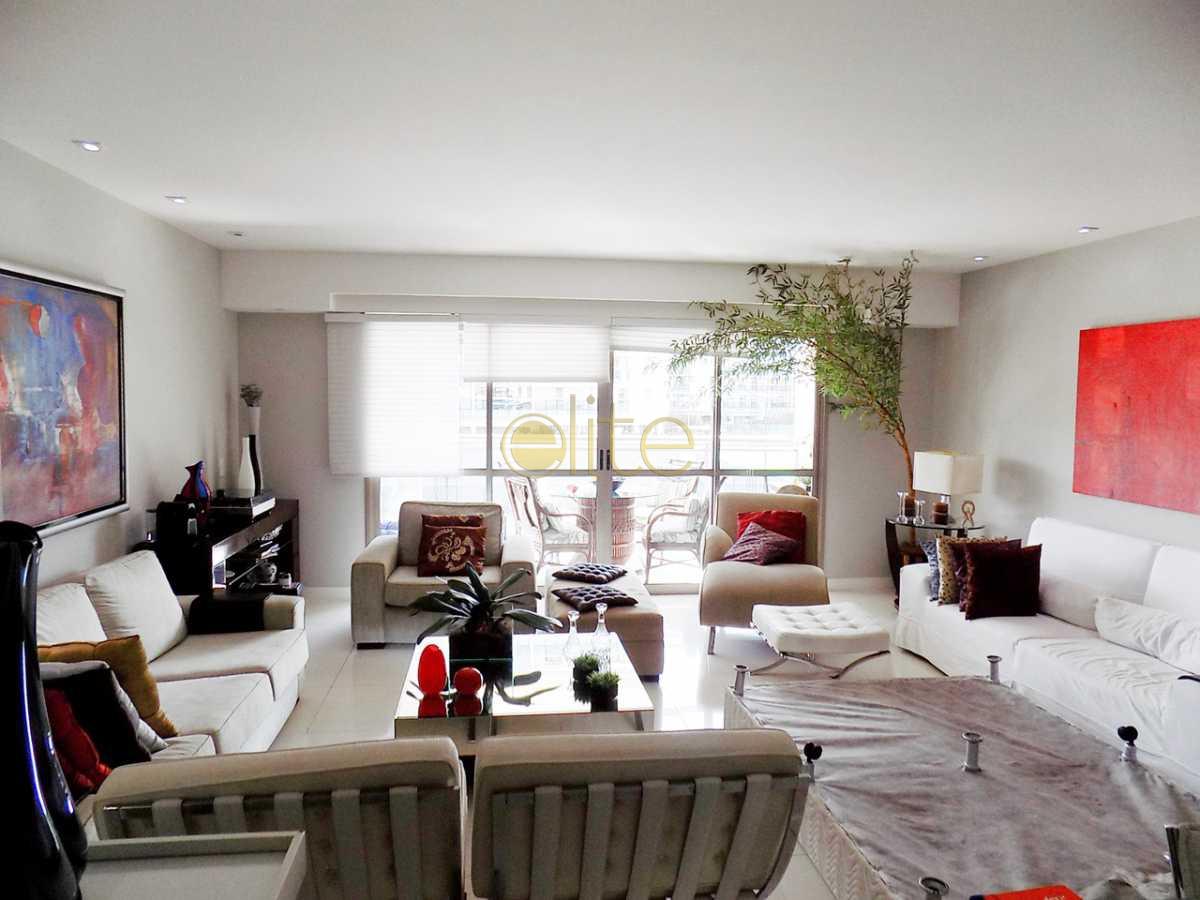 8 sala f.3 - Apartamento no condomínio À Venda - Condomínio Santa Monica Jardins Club - Barra da Tijuca - Rio de Janeiro - RJ - 40199 - 7