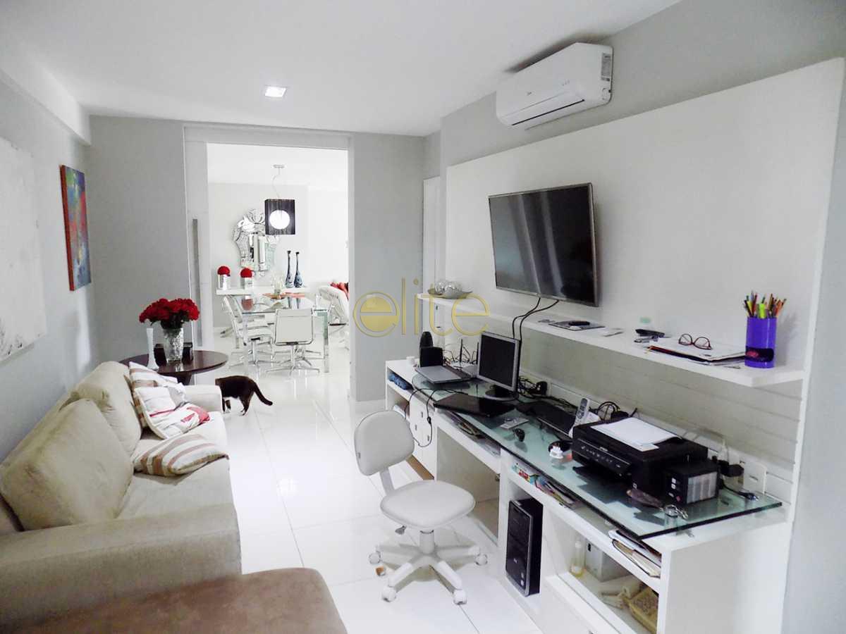 12 home f.2 - Apartamento À Venda no Condomínio Santa Monica Jardins Club - Barra da Tijuca - Rio de Janeiro - RJ - 40199 - 11