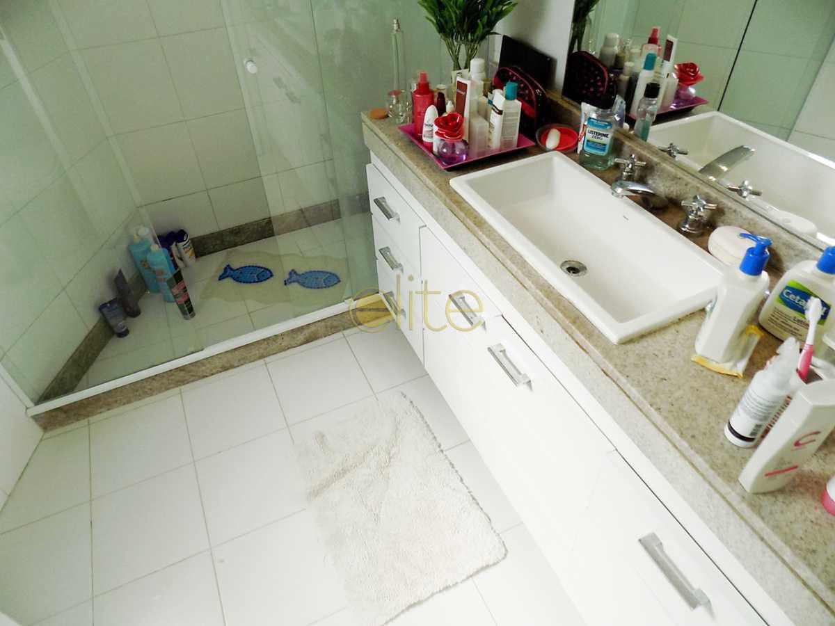 20 banheiro suite 2 - Apartamento À Venda no Condomínio Santa Monica Jardins Club - Barra da Tijuca - Rio de Janeiro - RJ - 40199 - 19