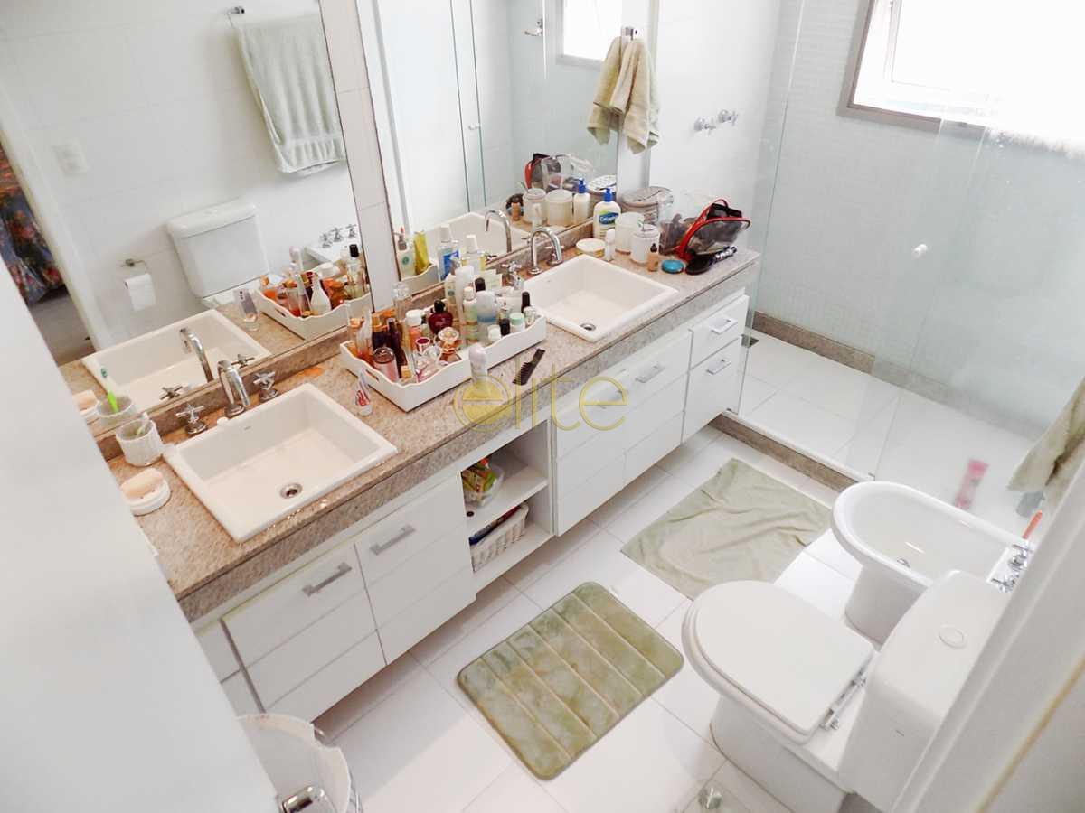 29 banheiro suite master - Apartamento no condomínio À Venda - Condomínio Santa Monica Jardins Club - Barra da Tijuca - Rio de Janeiro - RJ - 40199 - 28